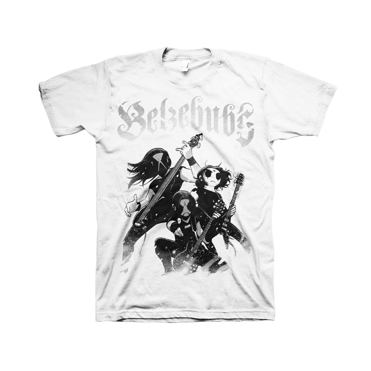 Belzebubs - White T-shirt