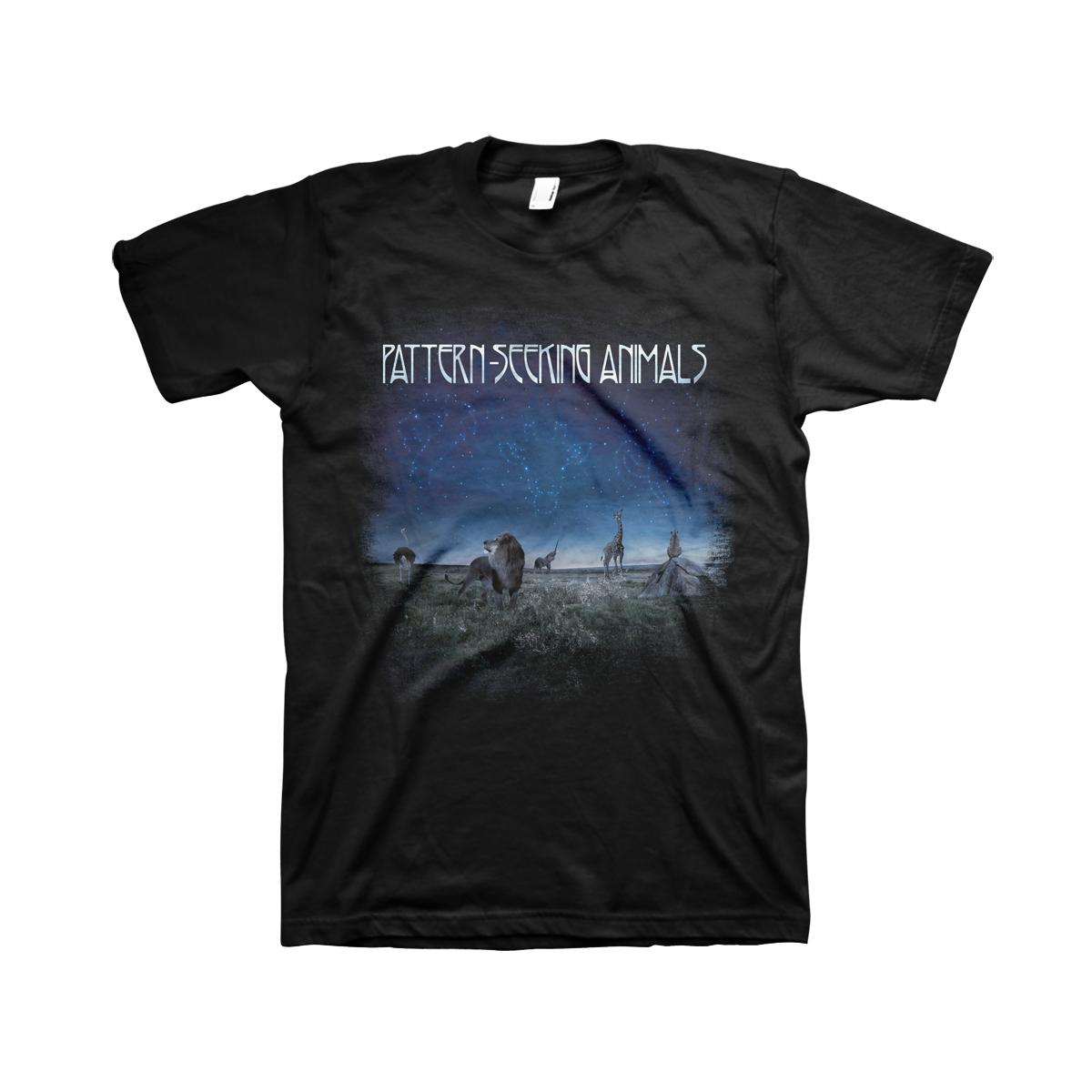 Pattern-Seeking Animals - Album Cover T-shirt