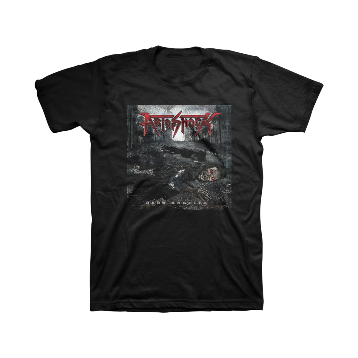 Art Of Shock - Dark Angeles T-Shirt