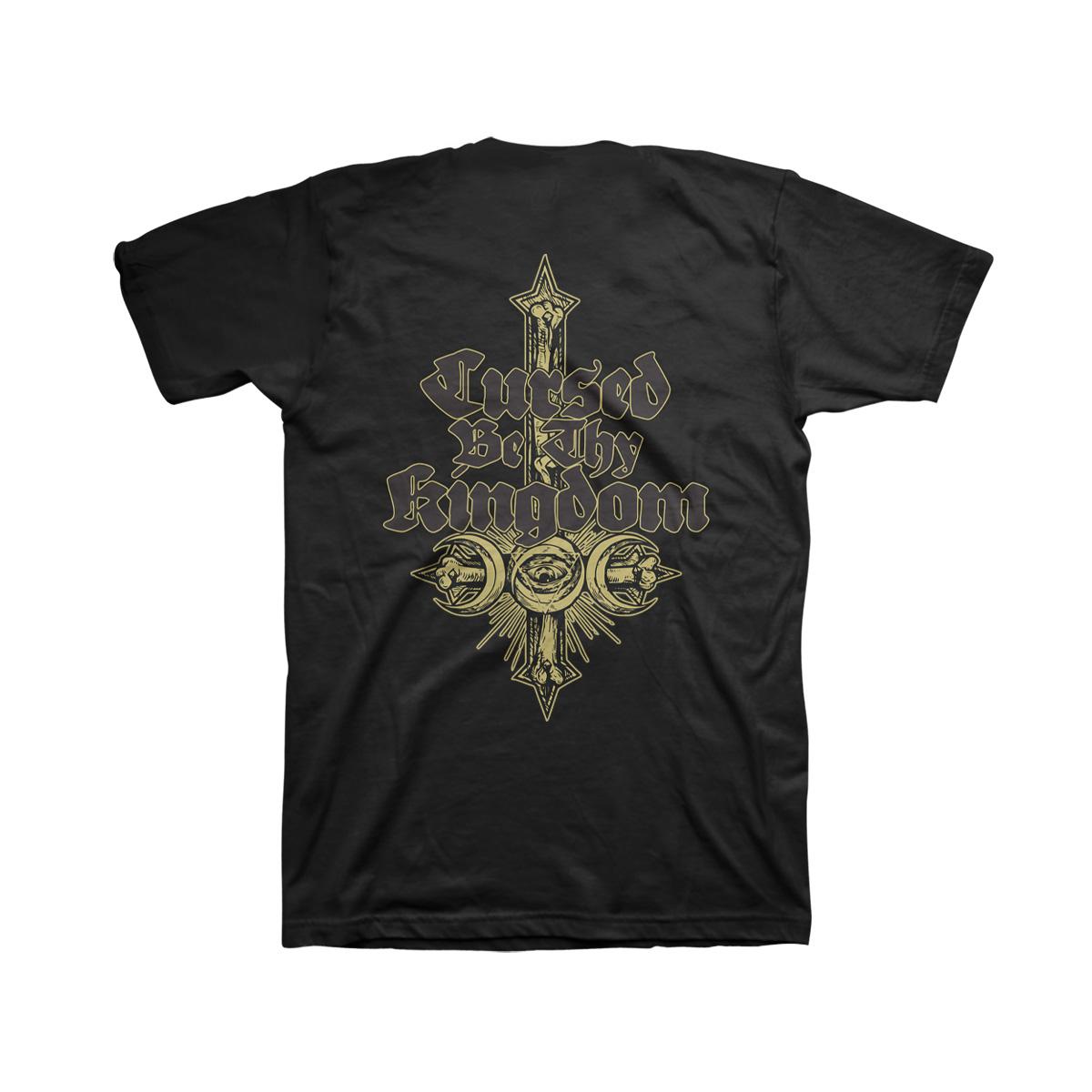 Bewitcher - Crossroads Black T-Shirt