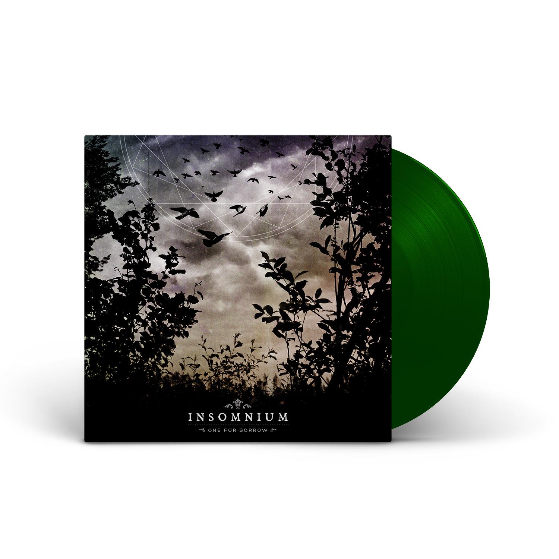 Insomnium: One For Sorrow (Dk Green) LP