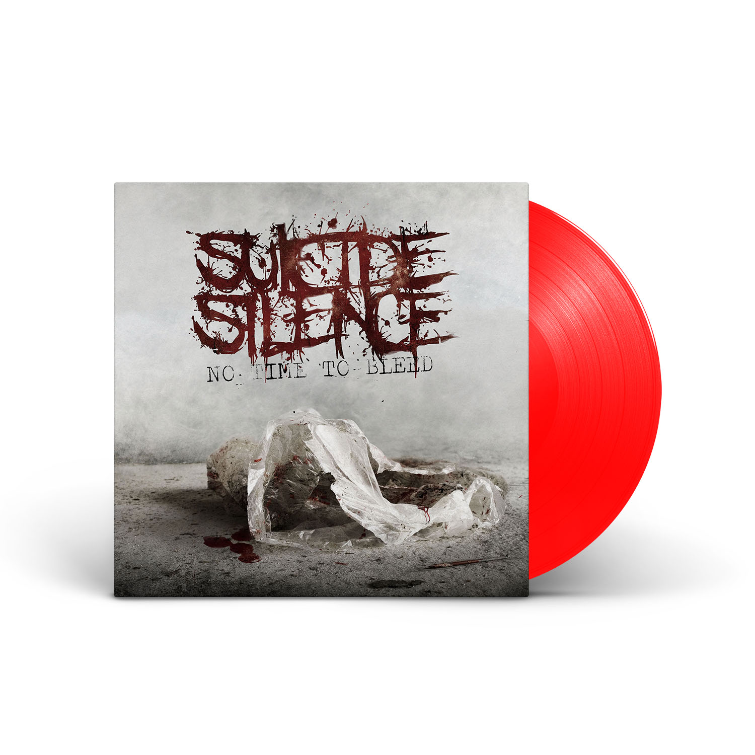 Suicide Silence: No Time To Bleed (Red) LP