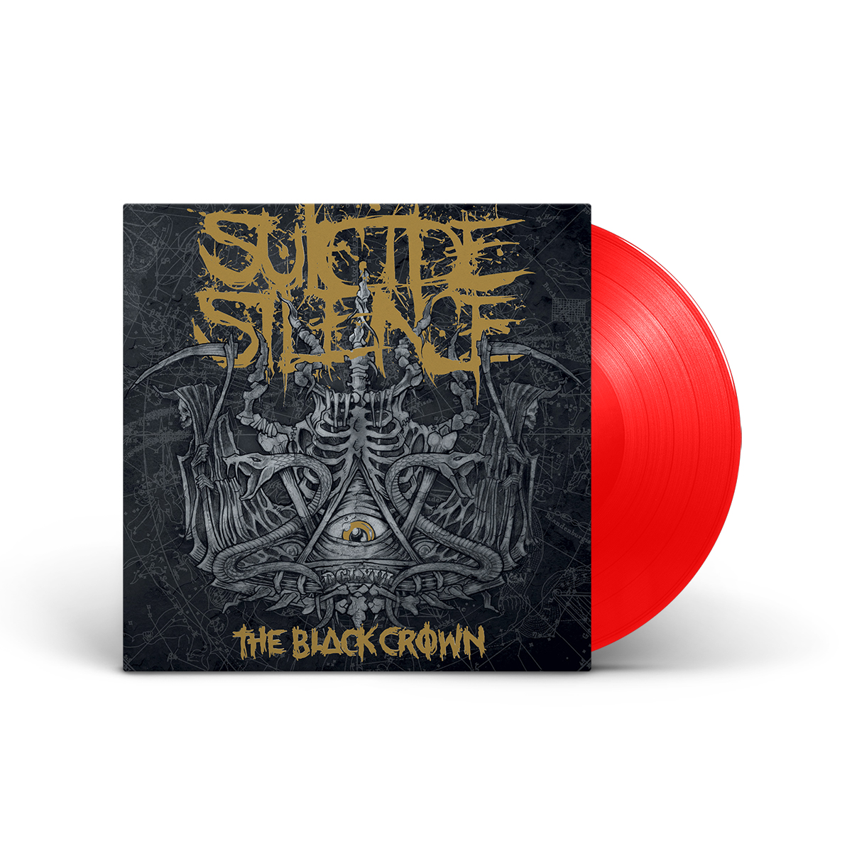 Suicide Silence: The Black Crown (Re-issue 2018) (Red) LP
