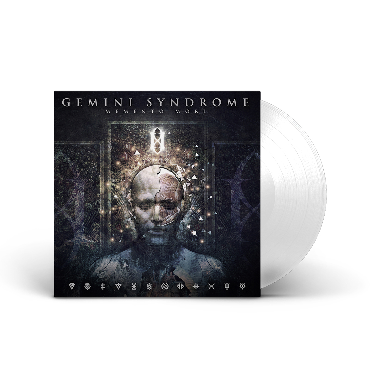 Gemini Syndrome - Memento Mori Clear LP