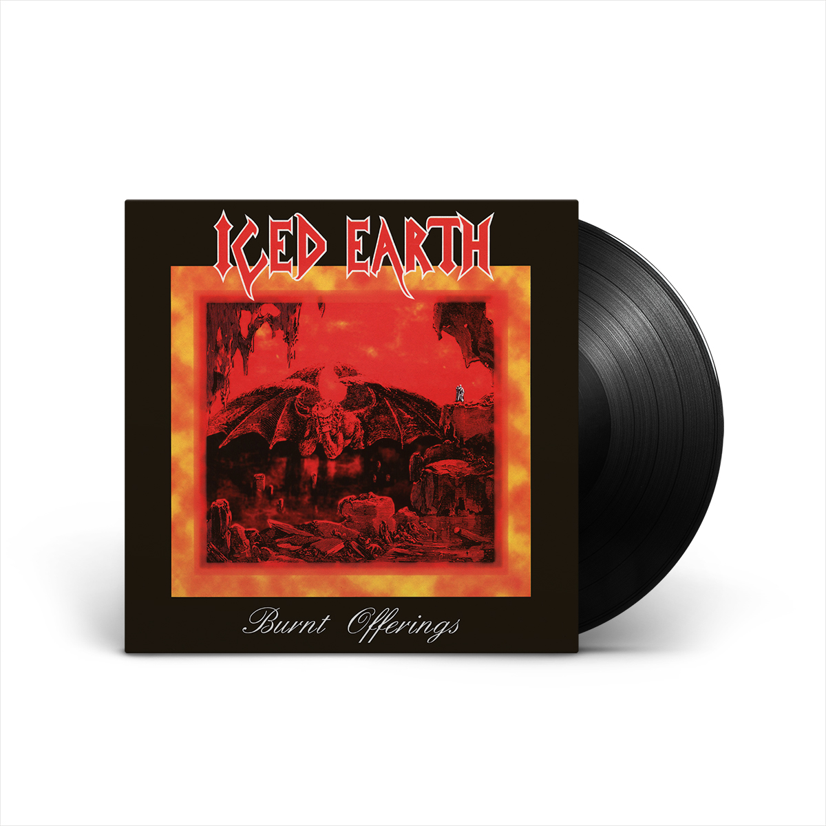Iced Earth - Burnt Offerings 2 LP