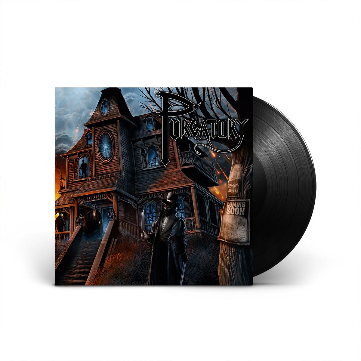 Jon Schaffer's Purgatory - Purgatory LP