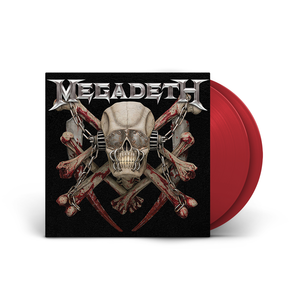 Megadeth - Killing Is My Business... And Business Is Good: The Final Kill Red 2 LP