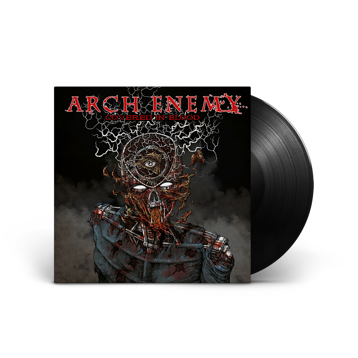 Arch Enemy - Covered In Blood LP
