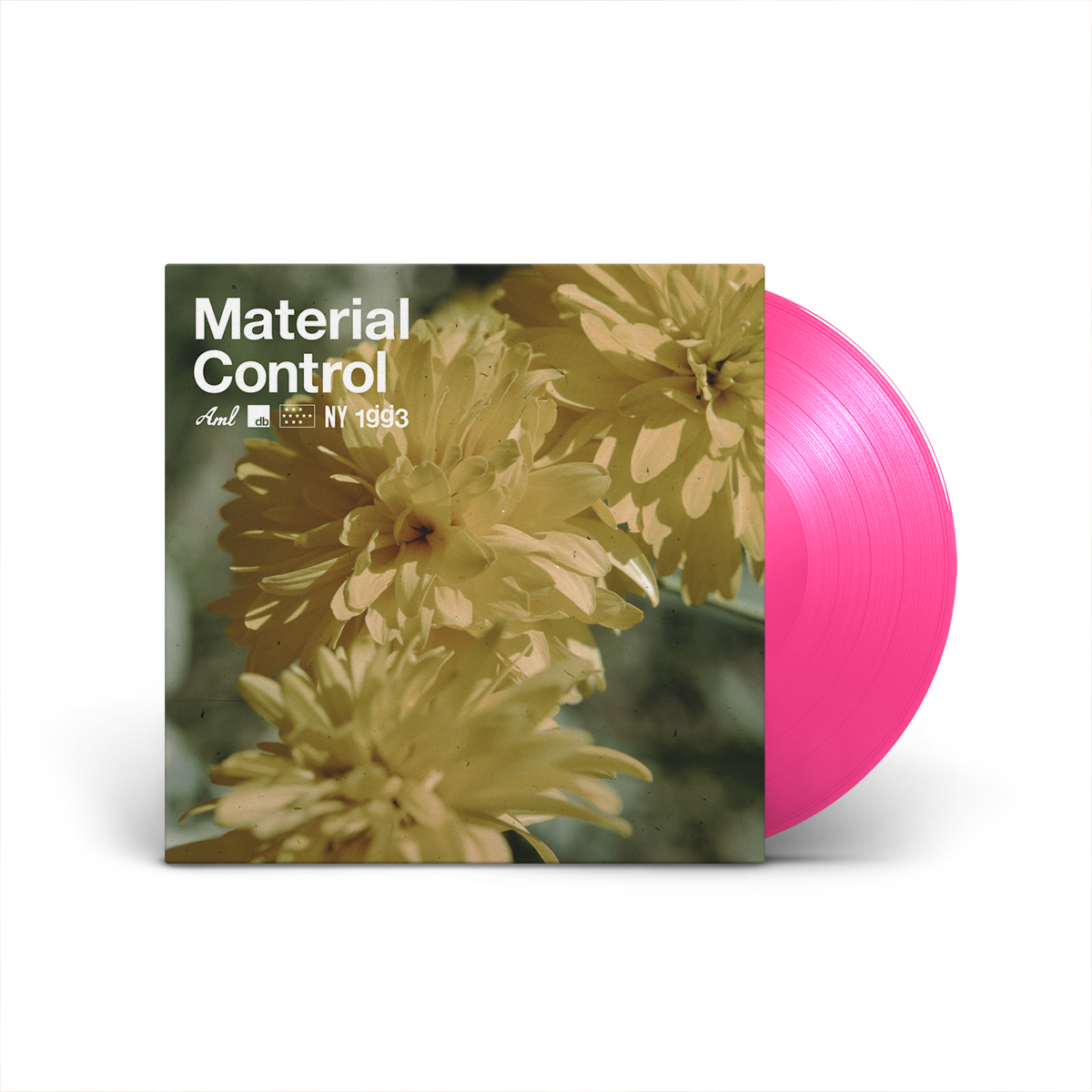 Glassjaw - Material Control Pink Gatefold LP