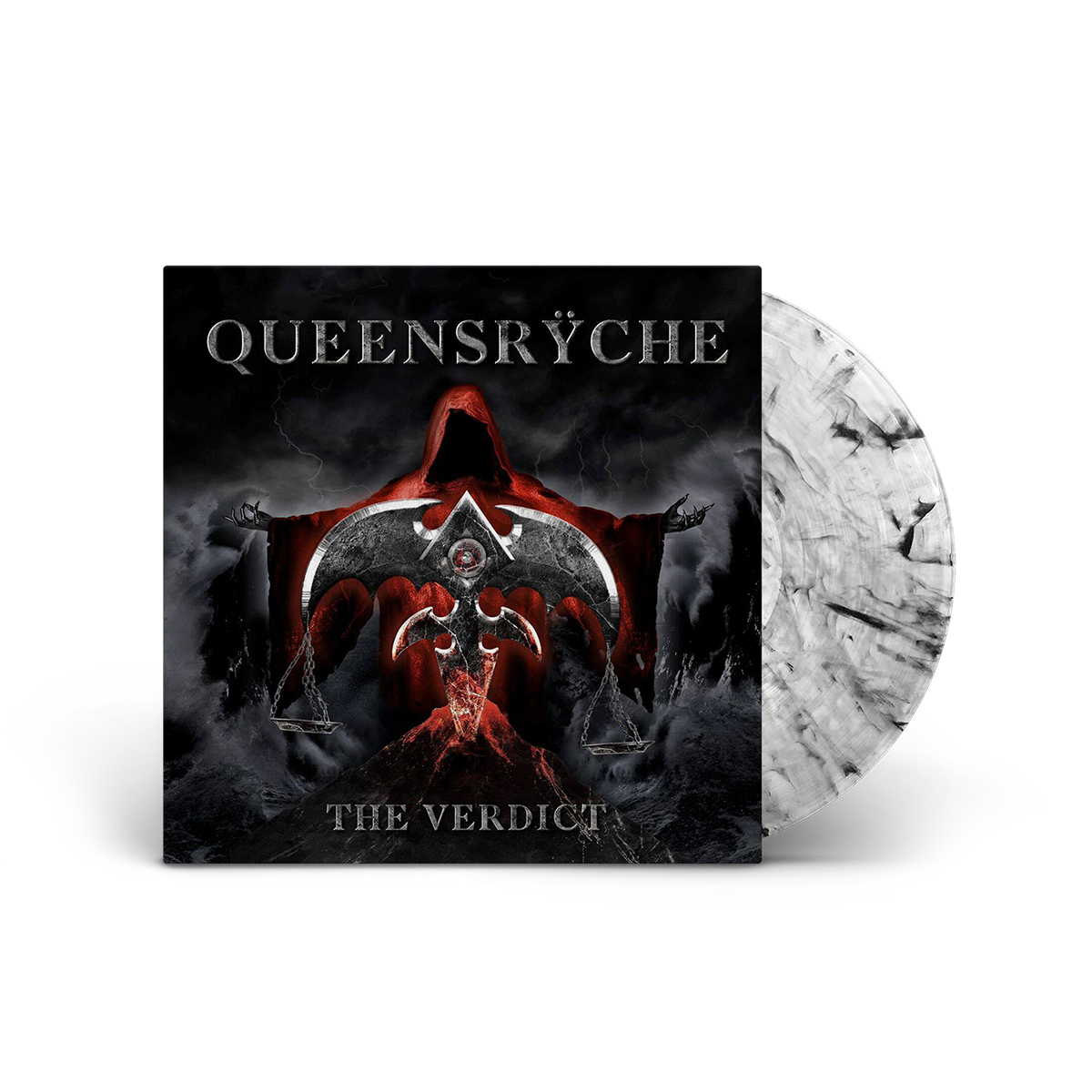 Queensrÿche - The Verdict Clear Smoke LP