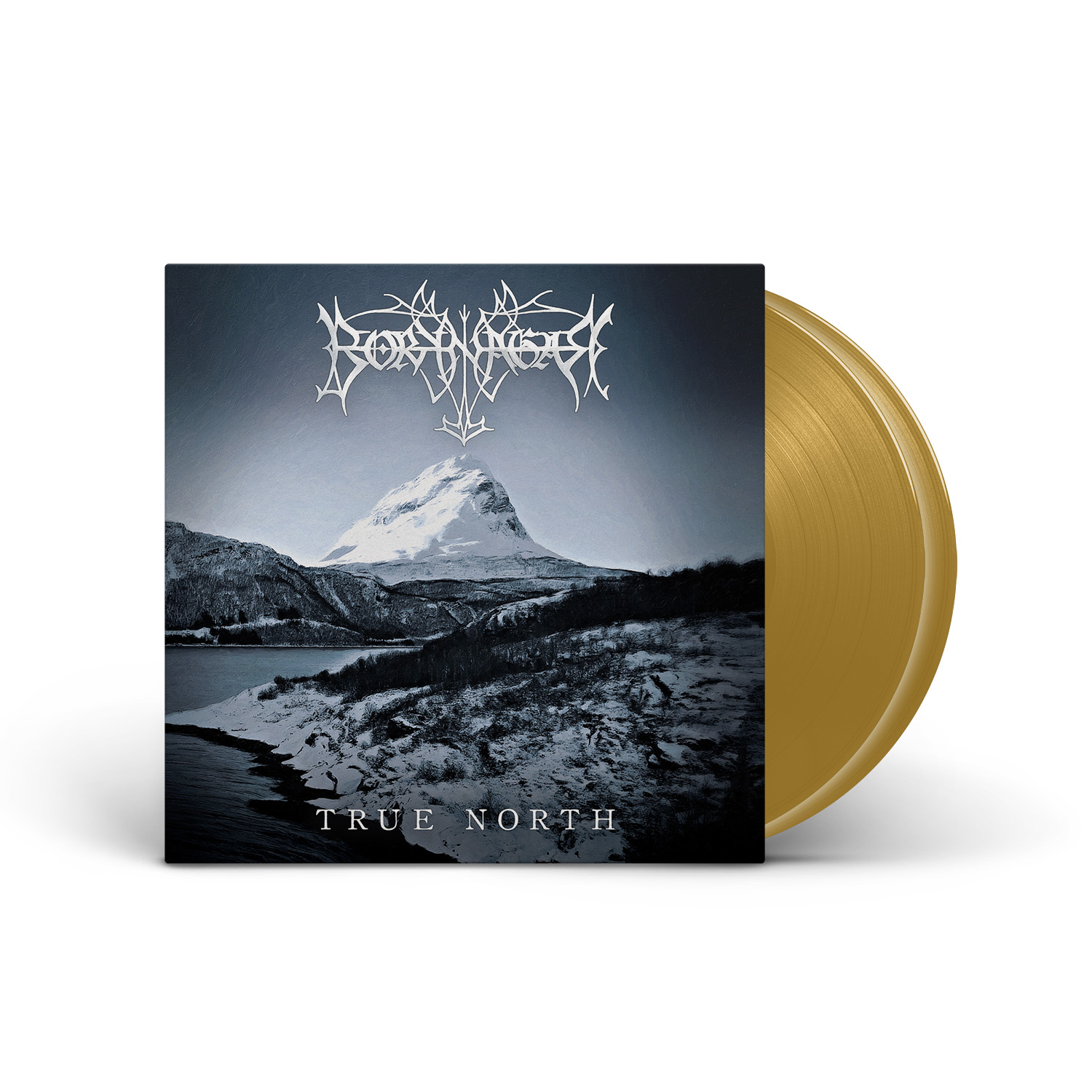 Borknagar - True North Metallic Gold Vinyl 2-LP