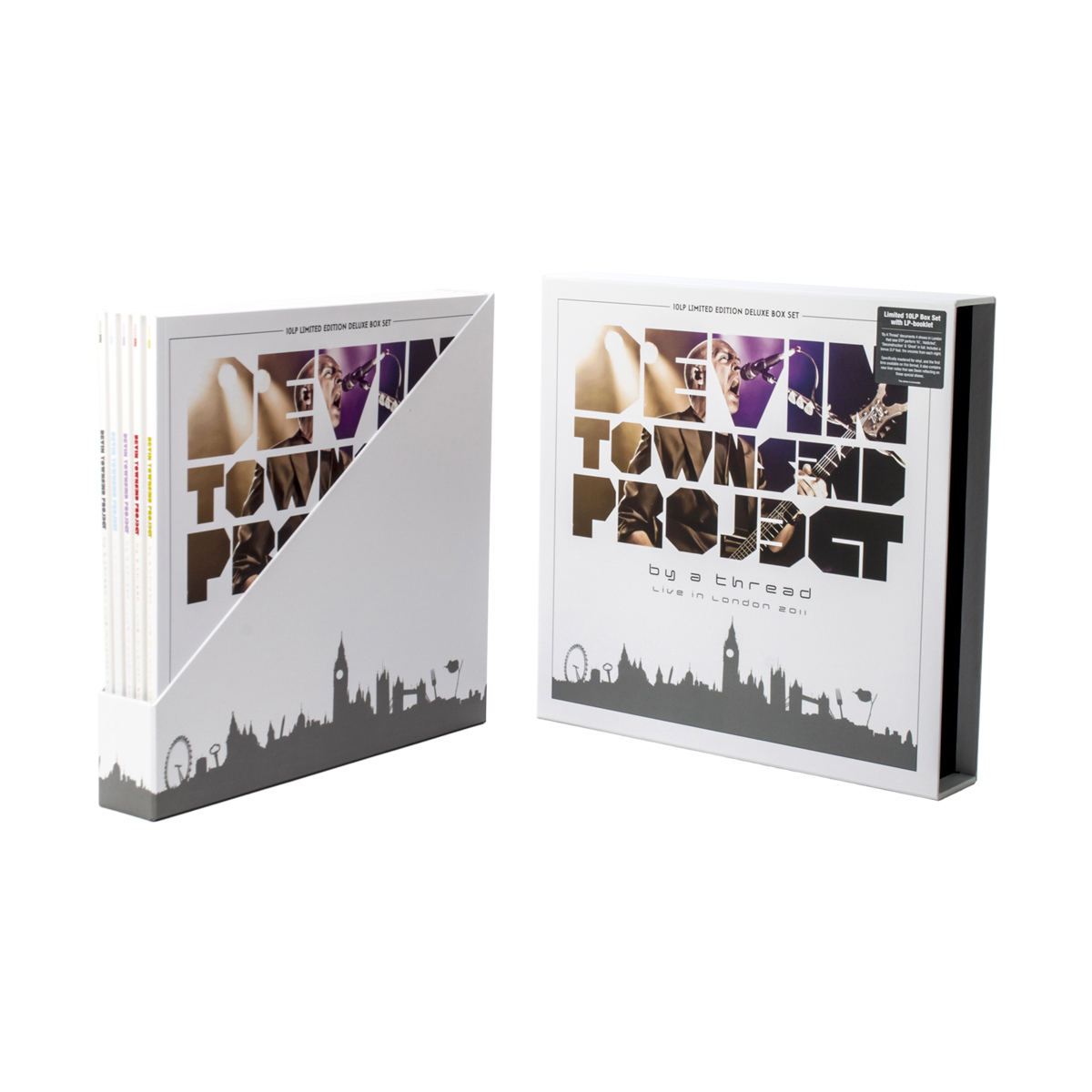 Devin Townsend Project - By A Thread: Live in London 2011 10-LP Box Set