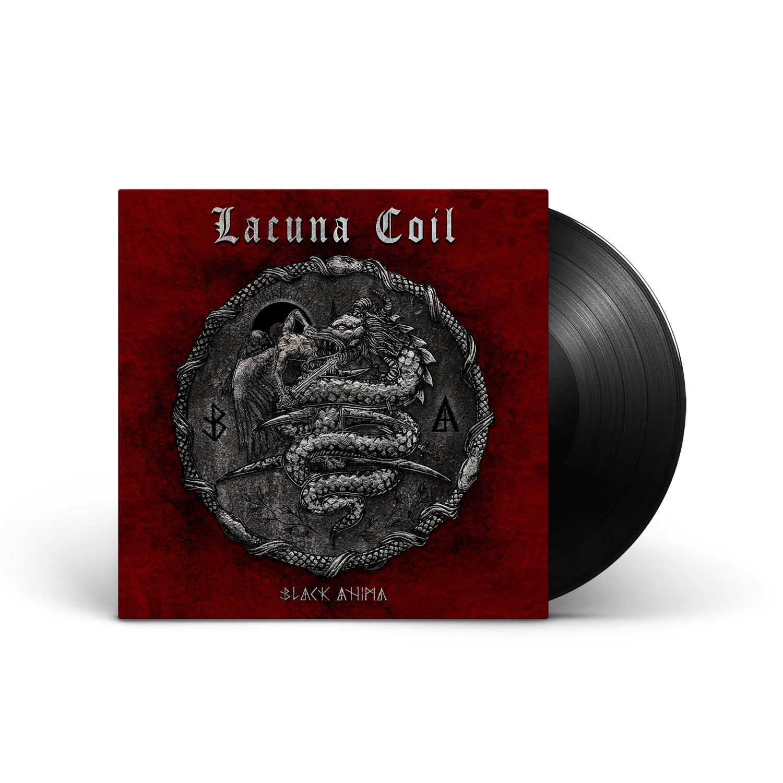 Lacuna Coil - Black Anima LP
