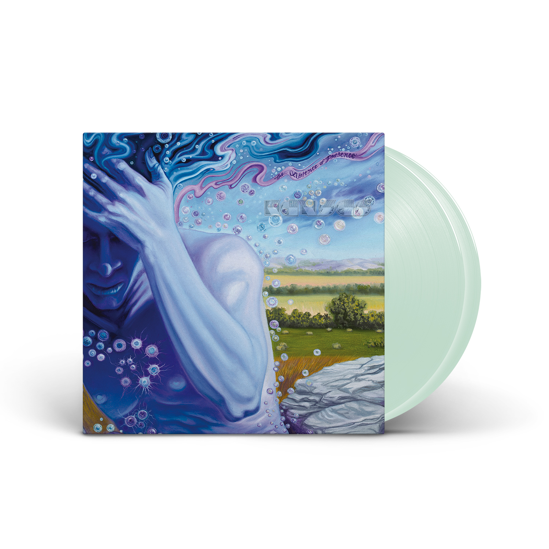 Kansas - The Absence Of Presence Clear 2 LP Gatefold Vinyl+ Digital Download