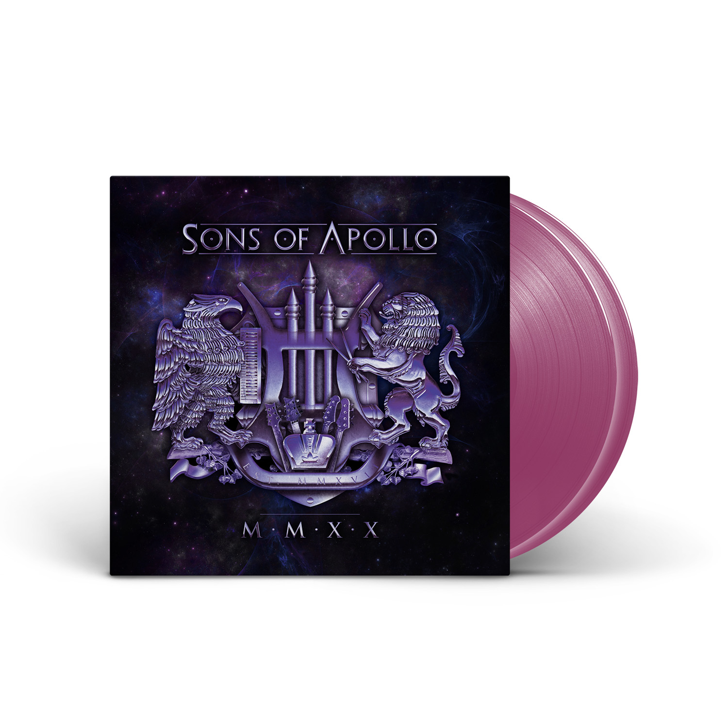 Sons Of Apollo - MMXX Purple 2 LP