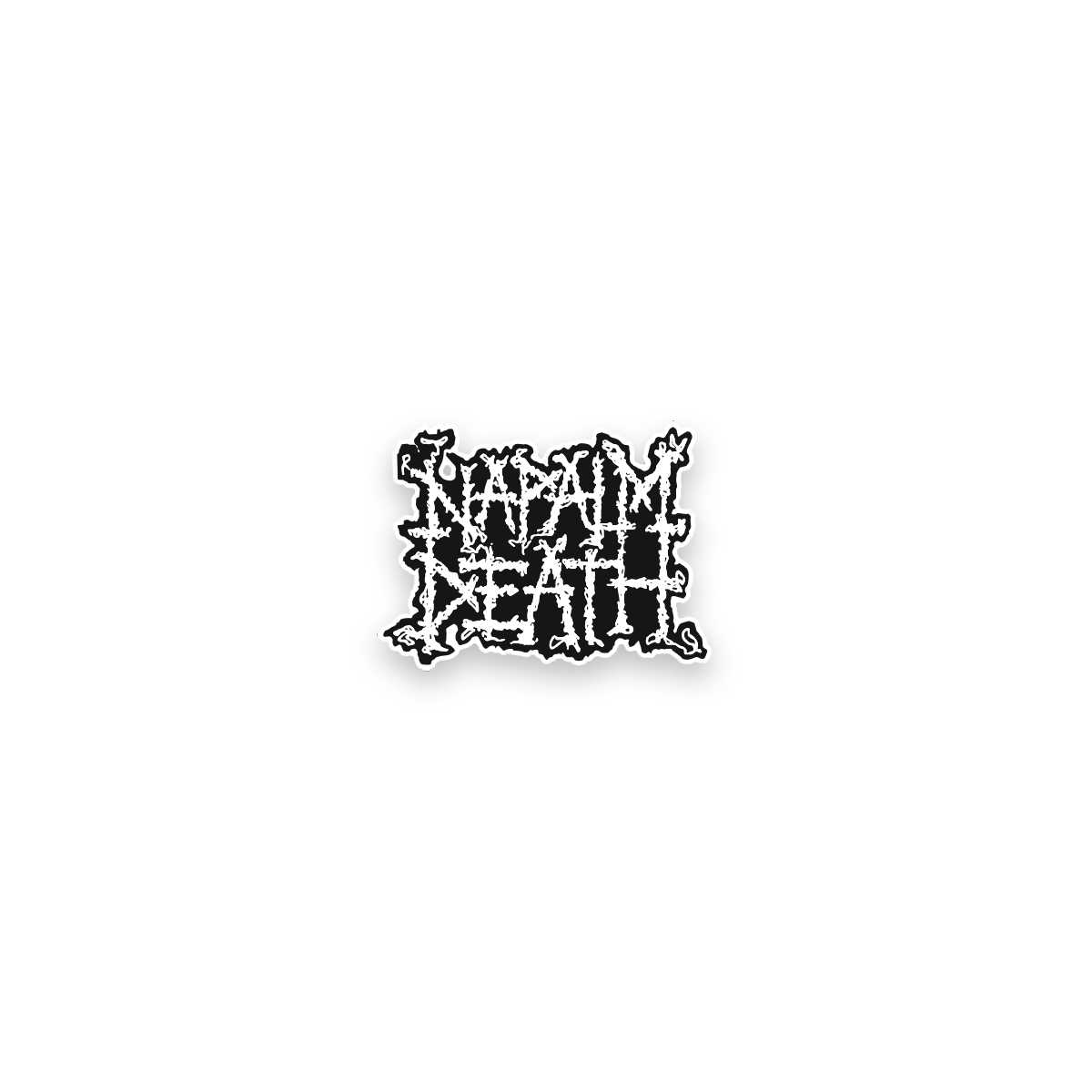Napalm Death - Utilitarian (Decibel Edition) BLUE SMOKE LP + Standard Jacket
