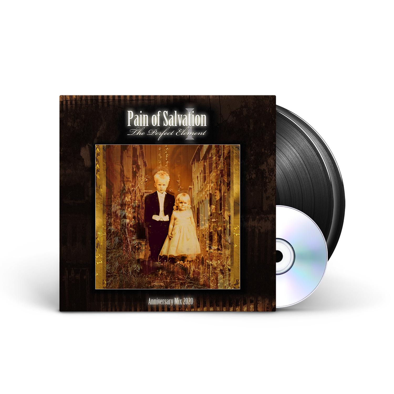 Pain Of Salvation - The Perfect Element, Pt. I (Anniversary Mix 2020) Black Vinyl 2LP+CD