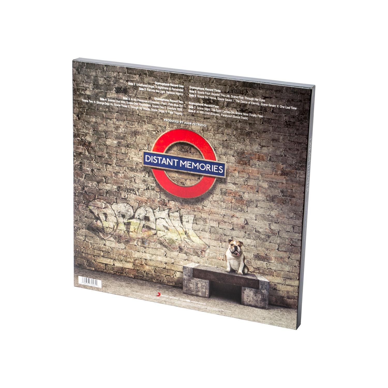 Dream Theater - Distant Memories - Live in London Ltd. Black 4LP+3CD Box Set