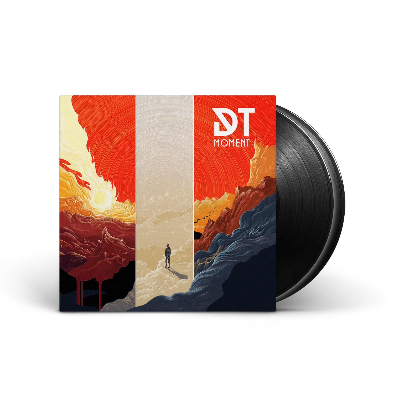 Dark Tranquillity - Moment Black Vinyl 2LP