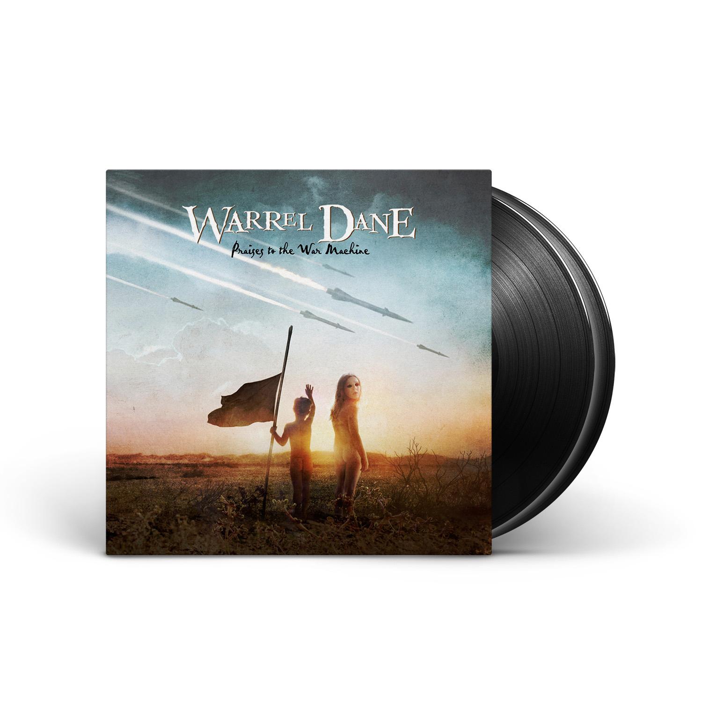 Warrel Dane - Praises To The War Machine Black Vinyl 2LP + Digital Download