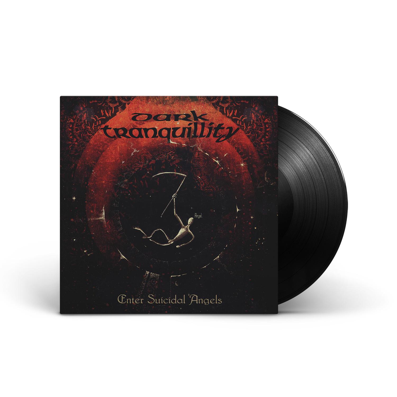 Dark Tranquillity - Enter Suicidal Angels - EP (Re-issue 2021) Black LP + Digital Download