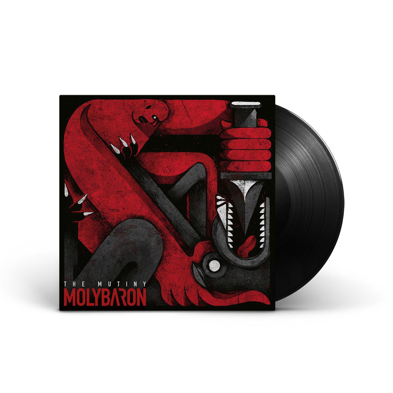 Molybaron - The Mutiny Black Vinyl LP