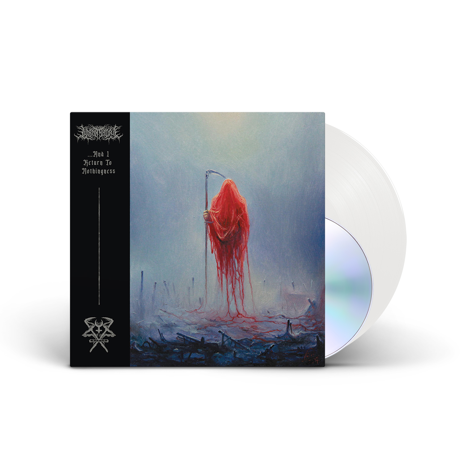 Lorna Shore - ...And I Return To Nothingness White LP + CD