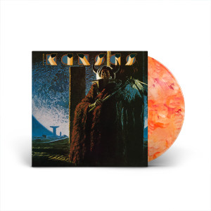 Kansas - Monolith (180 Gram Audiophile Red & Orange Swirl Vinyl/40th Anniversary Limited Edition/Gatefold Cover & Poster)