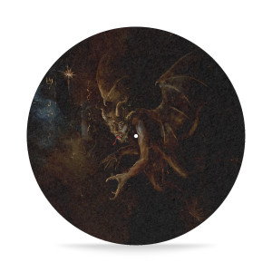 Mayhem - Collectible Vinyl Slipmat #1