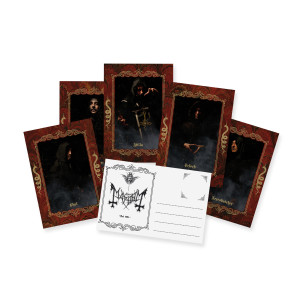 Mayhem - Daemon Postcards - Set of 5