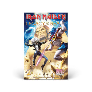 Iron Maiden - Legacy of the Beast - Volume 1 - Issue #2 - Cover A