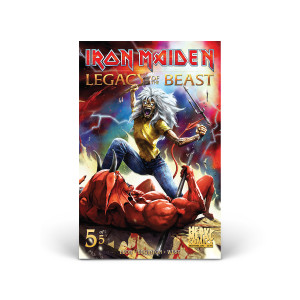 Iron Maiden - Legacy of the Beast - Volume 1 - Issue #5 - Cover A