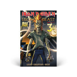 Iron Maiden - Legacy of the Beast - Volume 2 - Issue #3 - Cover A