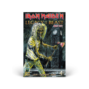 Iron Maiden - Legacy of the Beast - Volume 2 - Issue #4 - Cover C