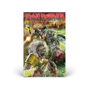 Iron Maiden - Legacy of the Beast - Volume 2 - Issue #5 - Cover A