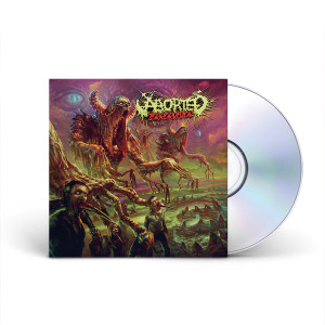 Aborted: TerrorVision CD