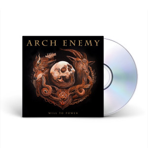 Arch Enemy: Will To Power CD