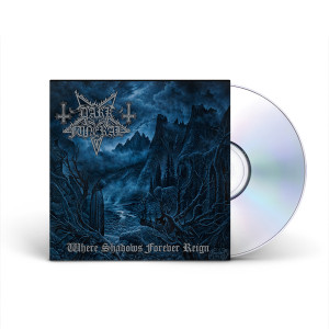 Dark Funeral : Where Shadows Forever Reign CD