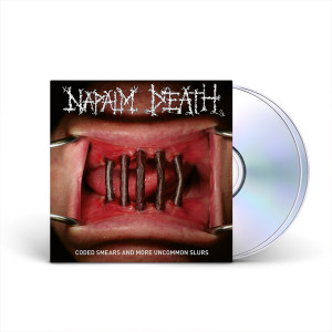 Napalm Death: Coded Smears More Uncommon Slurs 2CD
