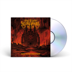 Necrophobic: Mark of The Necrogram CD