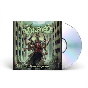Aborted - The Necrotic Manifesto