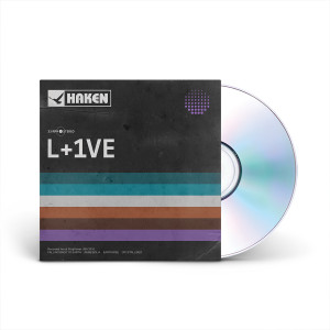 Haken - L-1VE Special Edition 2 CD + 2 DVD Set