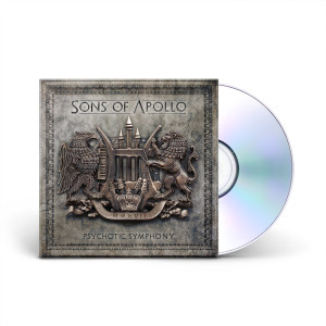 Sons Of Apollo - Psychotic Symphony 2 CD Set