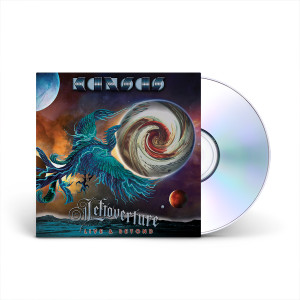 Kansas - Leftoverture Live & Beyond 2 CD Set