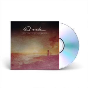 Riverside - Love, Fear and the Time Machine - Hi-Res Stereo and 5.1 Surround Mix Special Edition CD + DVD Set