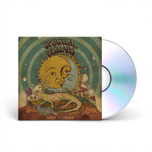 Spiritual Beggars - Sunrise To Sundown CD