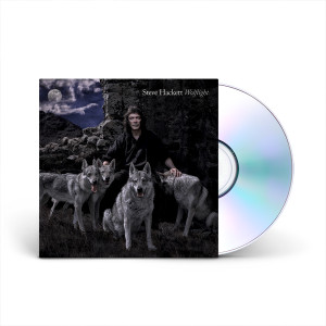 Steve Hackett - Wolflight CD+ BluRay Set