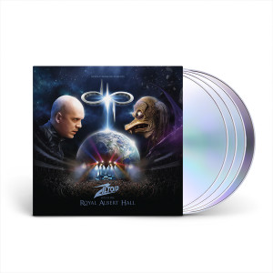 Devin Townsend Project - Ziltoid Live at the Royal Albert Hall 3CD + DVD Set
