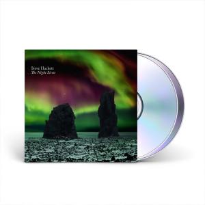 Steve Hackett - The Night Siren Special Edition CD+Blu-ray CD