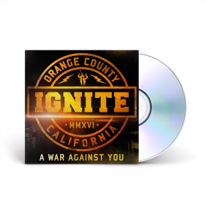 Ignite - A War Against You Limited Edition CD